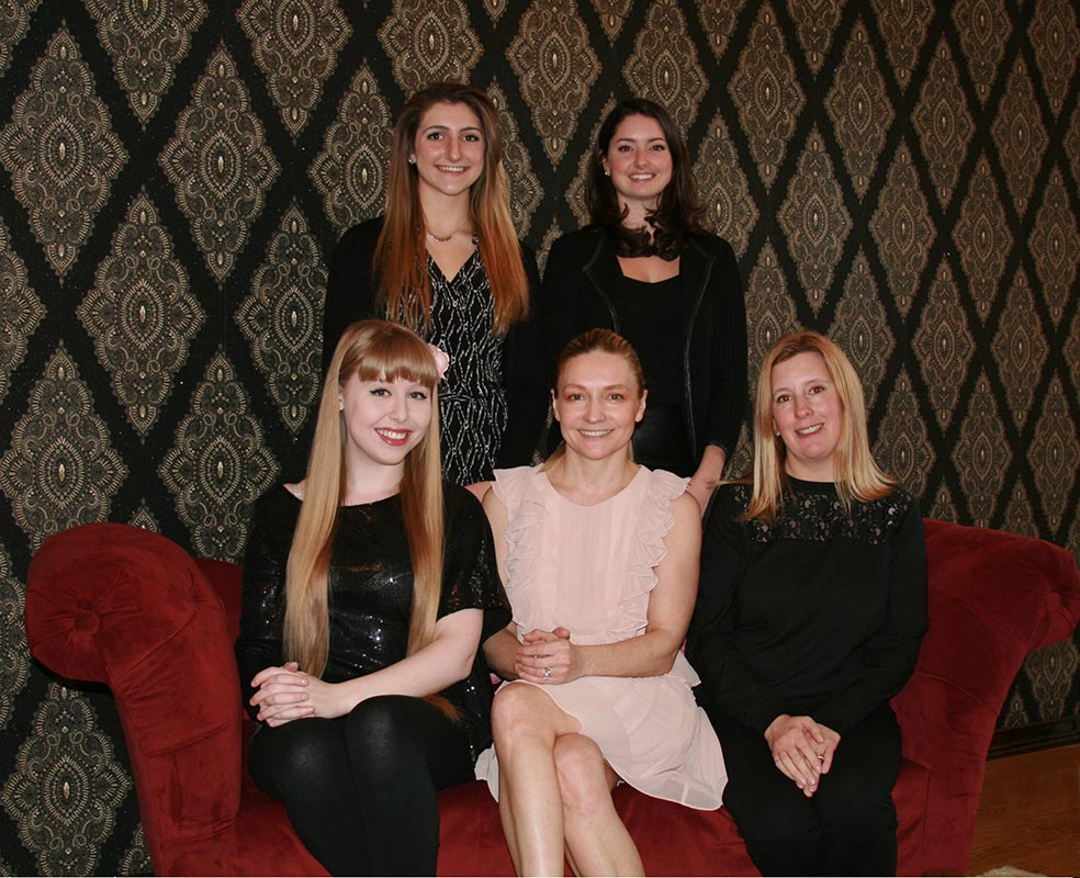 pumpkin coach events team photo